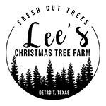 Christmas Tree Farm Logo.Lee S Christmas Tree Farm