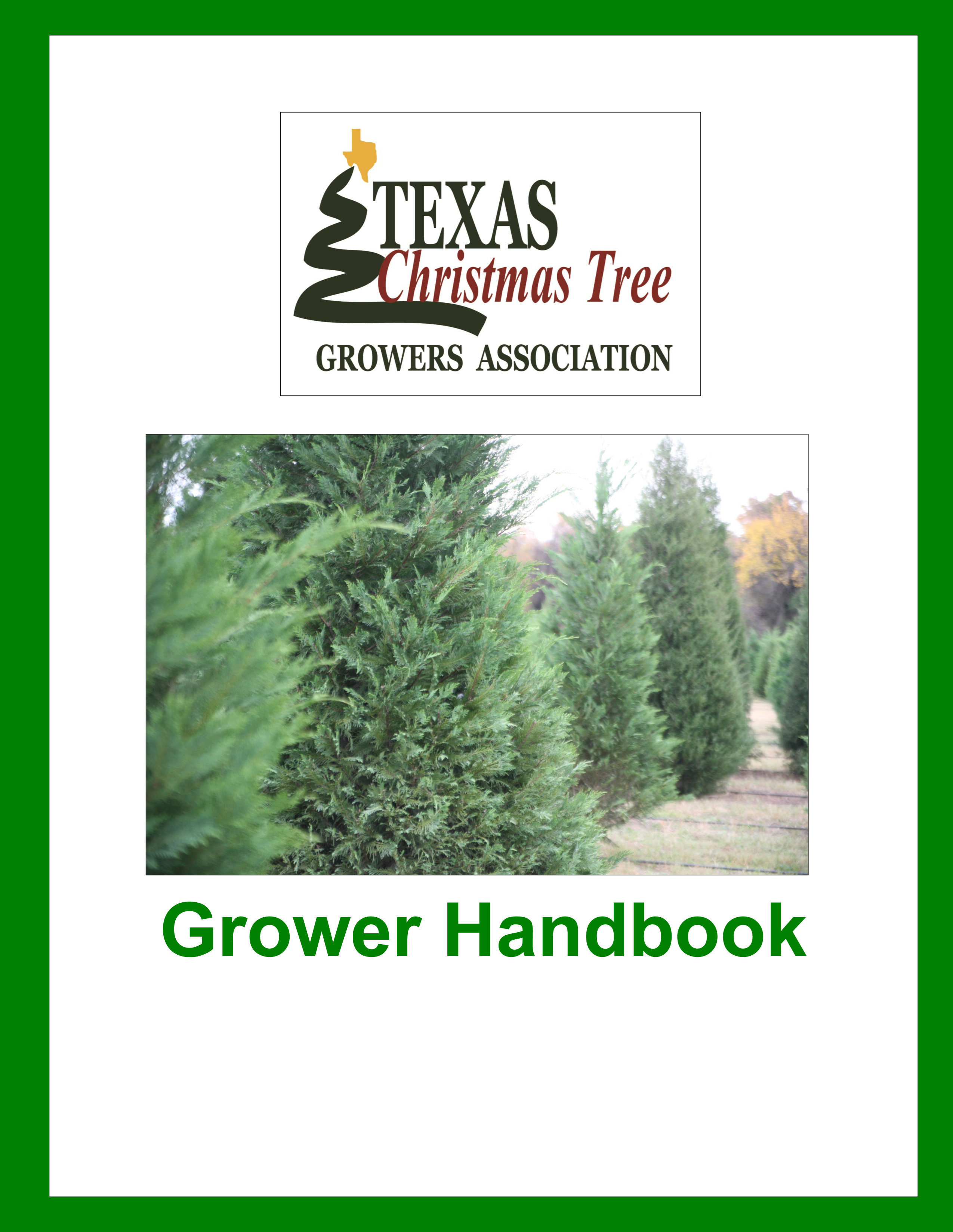 TCTGA Growers Handbook